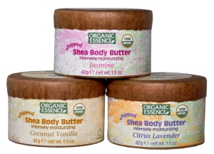 whipped body butters- GROUP FOTO